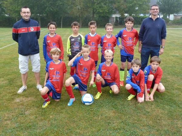 U13 Equipe 1 - Union Sportive Illet Forêt