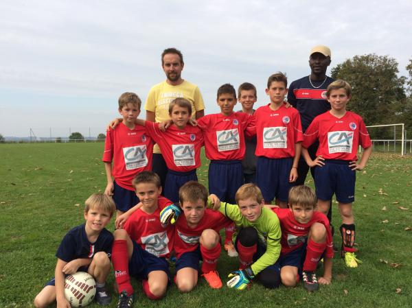 U11 Equipe 1 - Union Sportive Illet Forêt