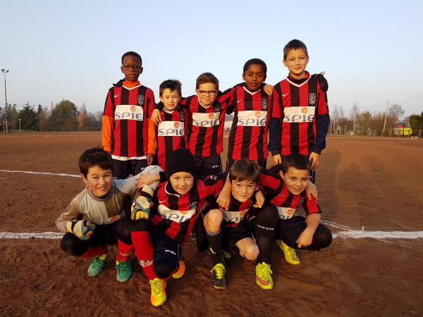 U11 Equipe 2 - Union Sportive Illet Forêt